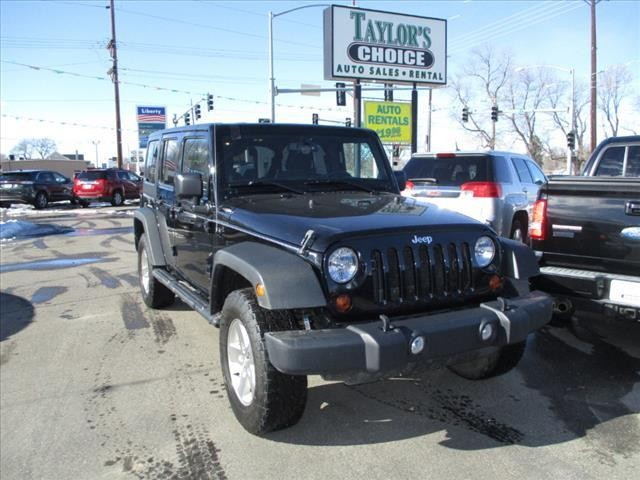 jeep wrangler unlimited cars for sale in montana. Black Bedroom Furniture Sets. Home Design Ideas