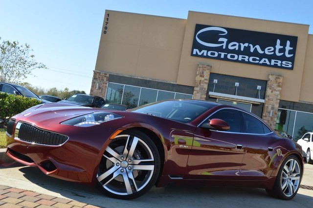 2012 Fisker Karma EcoSport * EXCELLENT CONDITION * CARFAX CERT!