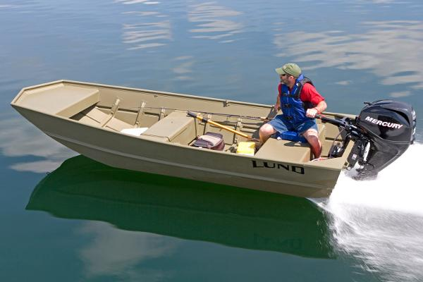 Lund 1448 Jon Boat Boats For Sale