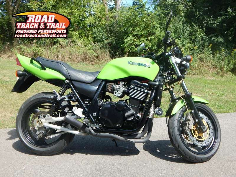 Kawasaki Zrx 1100 motorcycles for sale in Wisconsin