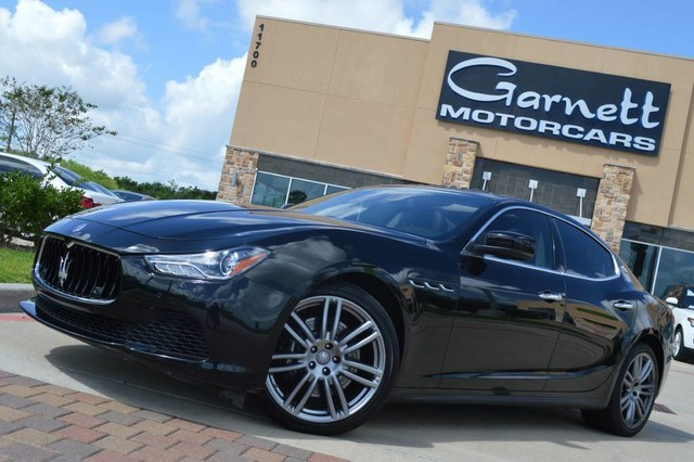 2014 Maserati Ghibli S Q4 * EXCELLENT CONDITION * WHOLESALE PRICED