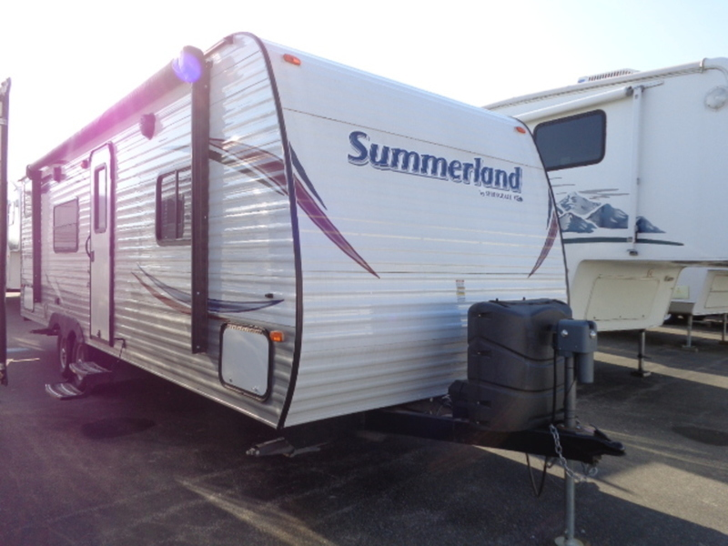 2015 Keystone Rv Summerland 2600TB