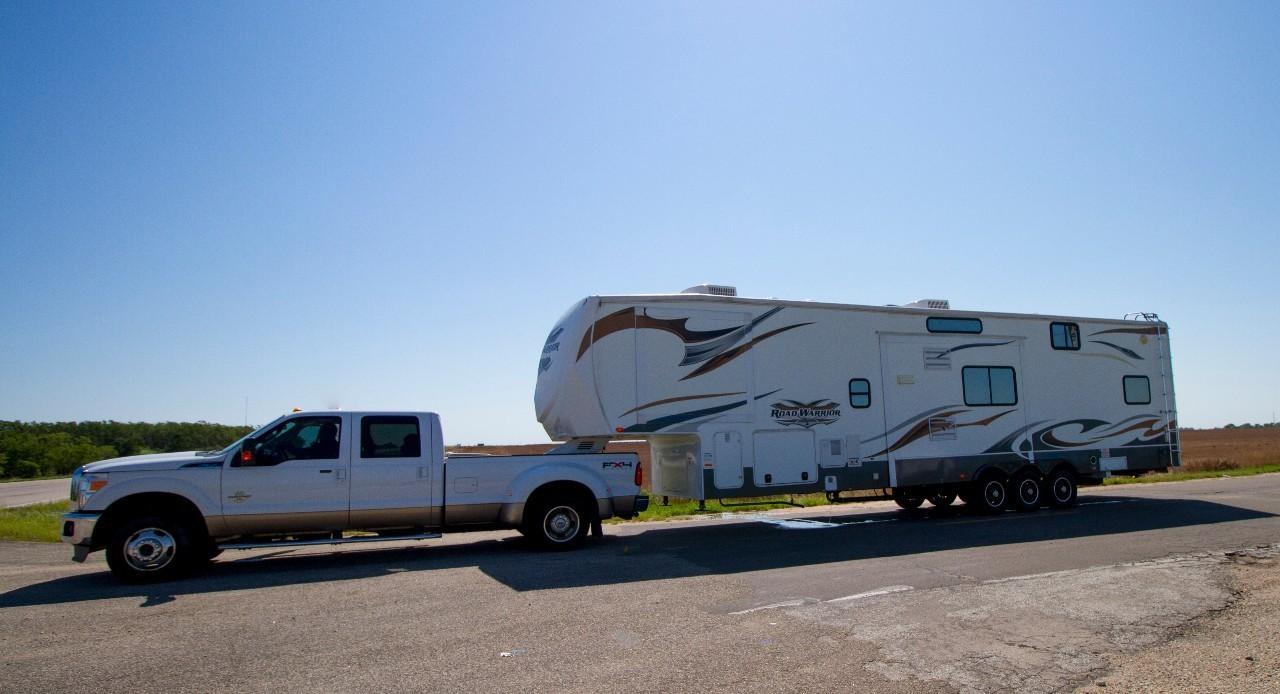 2011 Heartland ROAD WARRIOR 405RW