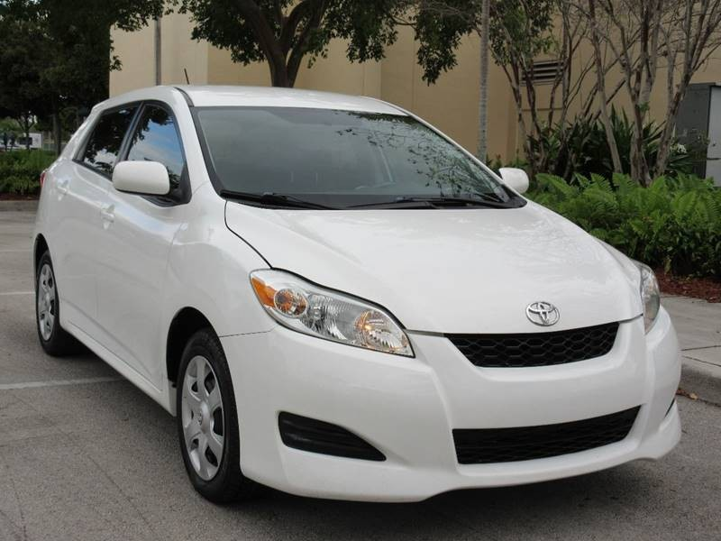 2009 Toyota Matrix Base 4dr Wagon 4A