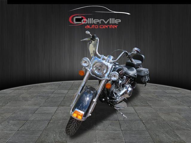 2014 Harley-Davidson FLSTC Heritage Softail