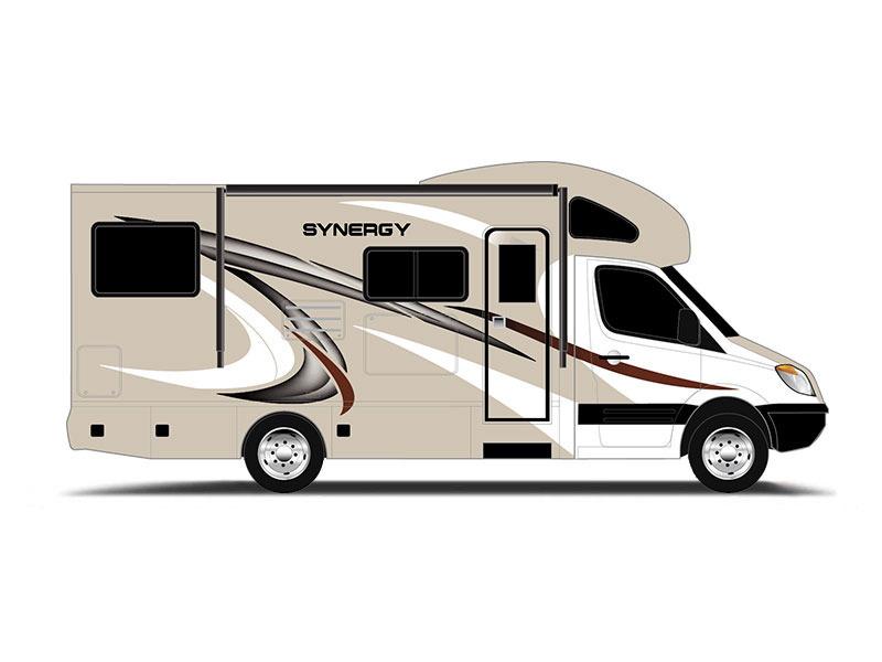 2017 Thor Motor Coach Synergy TT24