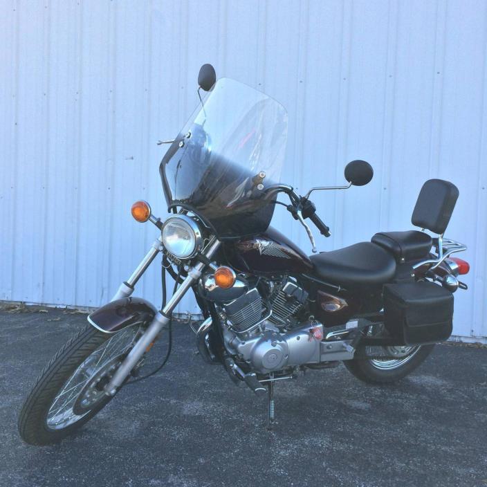 Yamaha 250 V Twin Engine For Sale: 250 Cc Yamaha Virago Motorcycles For Sale