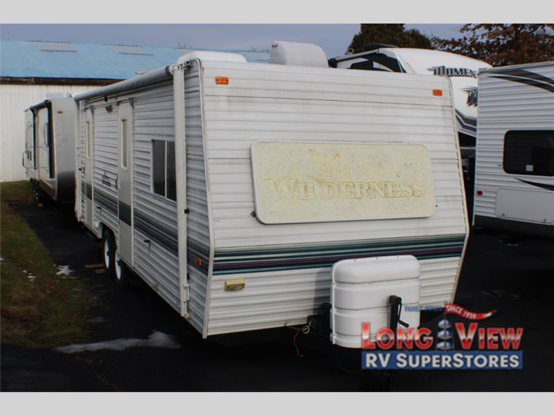1999 Fleetwood Rv Wilderness 26t