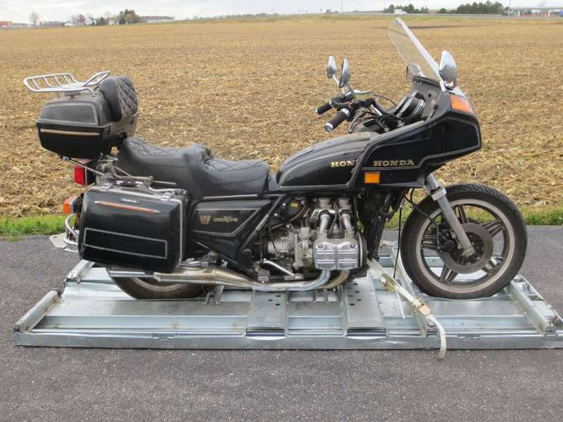 1980 Honda Goldwing Gl1100 Motorcycles For Sale
