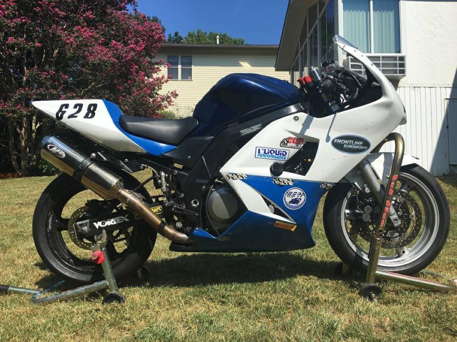 2008 Suzuki SV650
