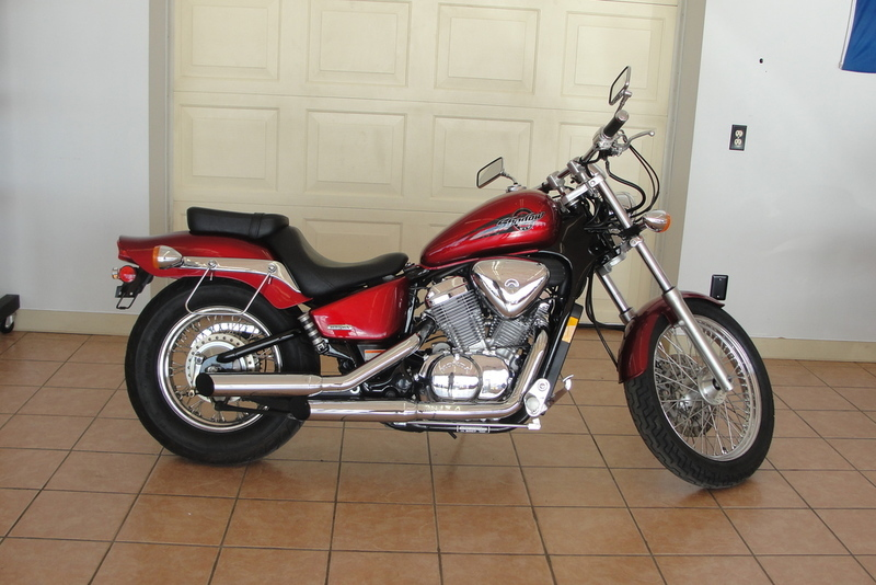 Honda shadow vlx deluxe motorcycles for sale in ohio Freeway motors canton ohio