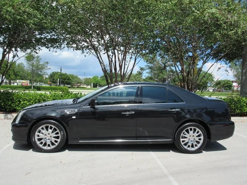 2009 Cadillac STS V6 Luxury AWD 4dr Sedan w/Navigation