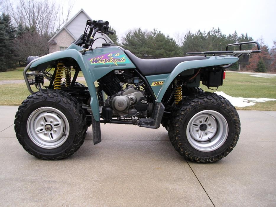 Yamaha Wolverine 350 Motorcycles For Sale