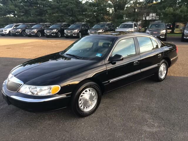 1998 Lincoln Continental Base 4dr Sedan