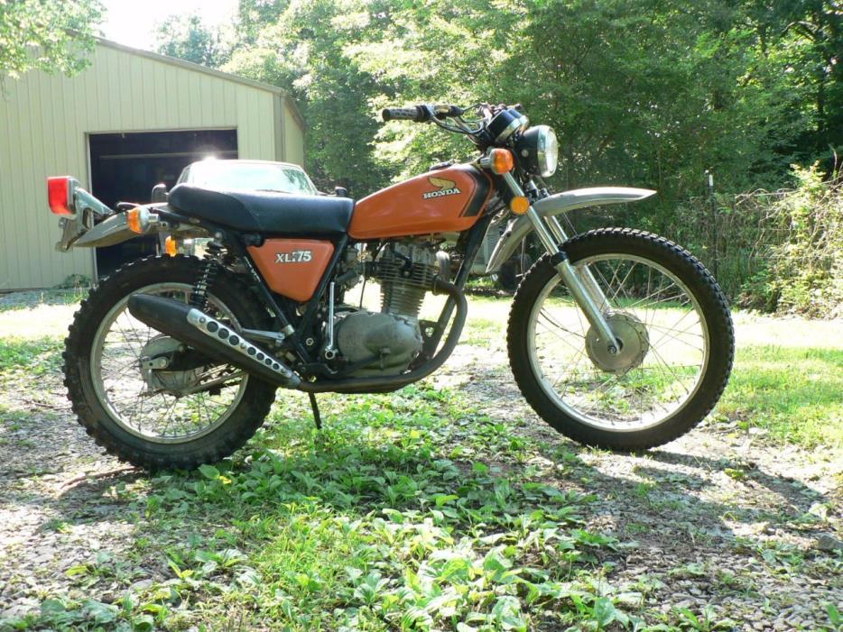 1973 Honda XL 175