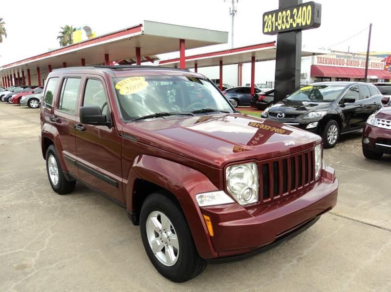 2009 Jeep Liberty Sport 4x2 4dr SUV
