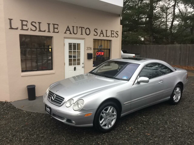 2001 Mercedes-Benz CL-Class CL500 2dr Coupe
