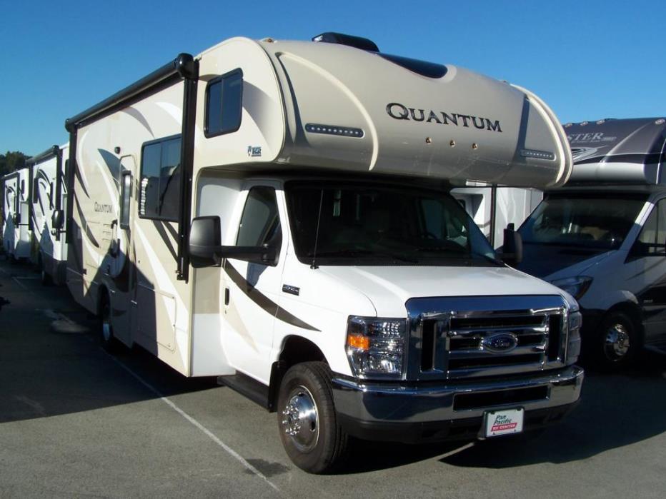 2017 Thor Motor Coach Quantum RS26