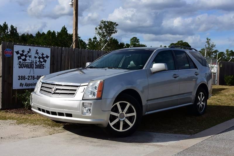 2004 Cadillac SRX Base AWD 4dr SUV V8