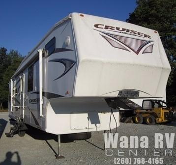 2011 Crossroads Cruiser Rvs For Sale