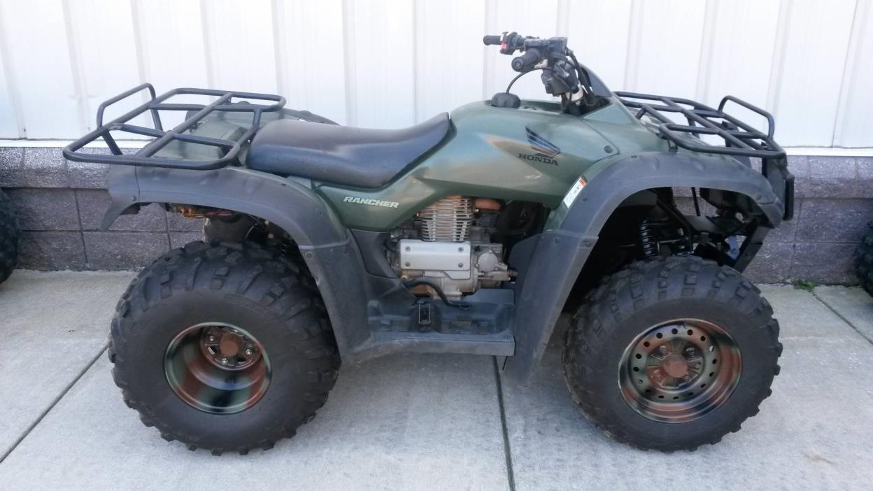 2004 Honda FourTrax Rancher