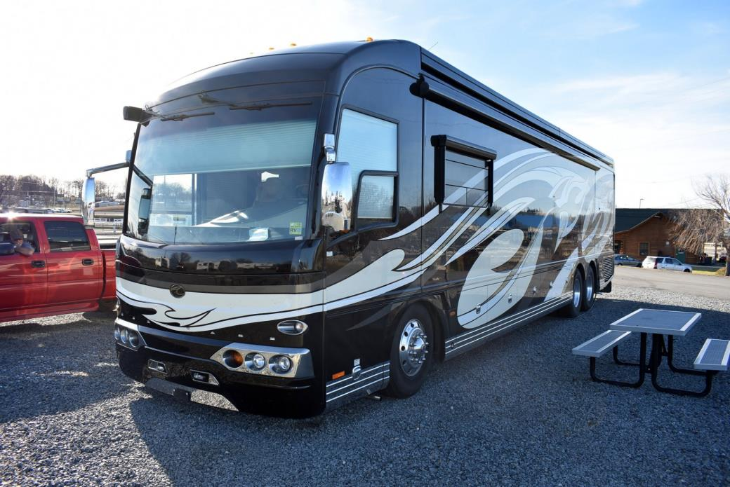 2010 American Coach HERITAGE 45BT
