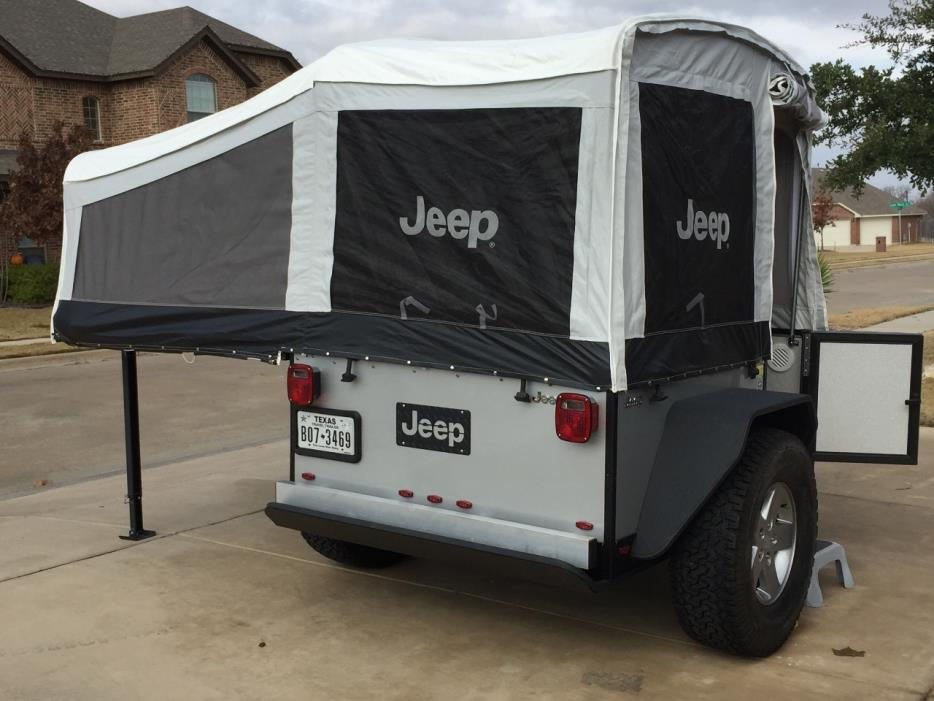 Livin Lite Jeep Extreme Trail Edition RVs for sale