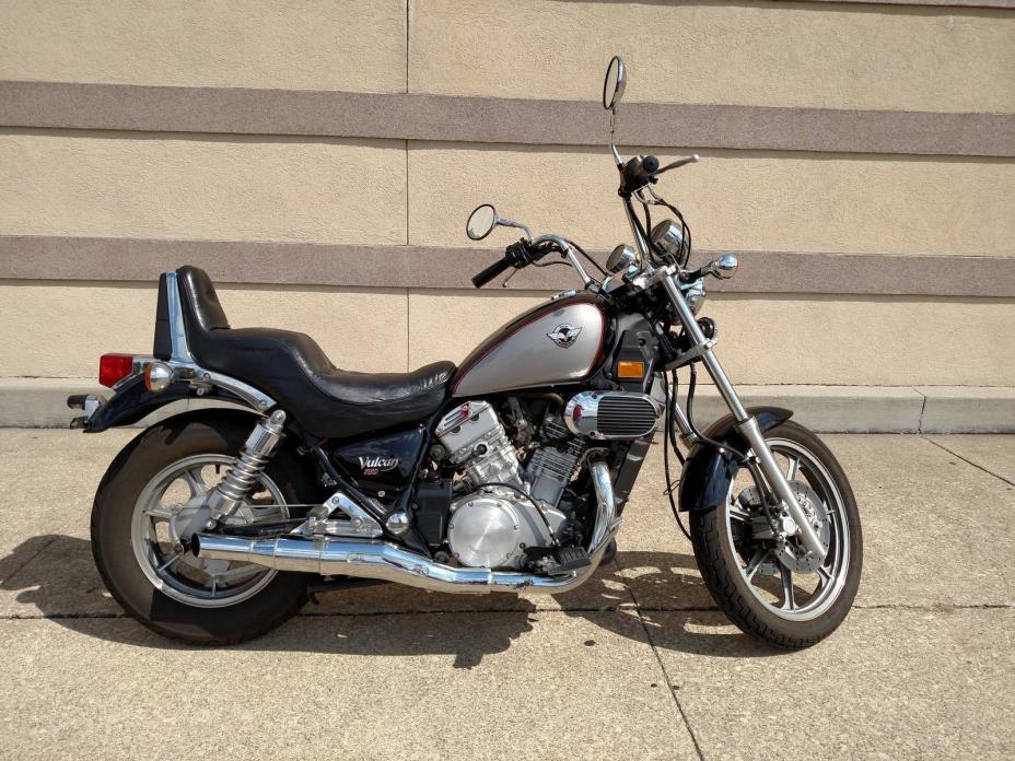 Kawasaki Vulcan  Mpg