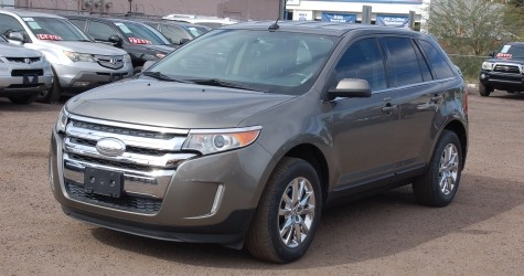 2013 Ford Edge Limited FWD/Leather/Loaded/Carfax Certified!!!!!