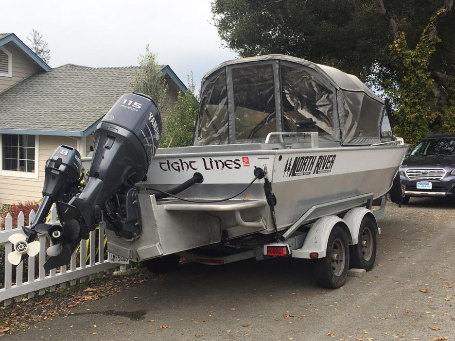 North River boats for sale in California