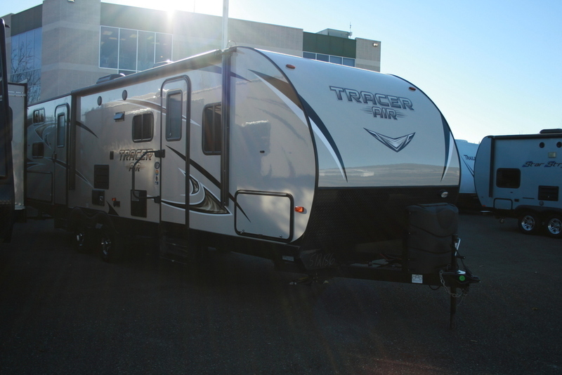 Tracer Air Ultra Lite Travel Trailers