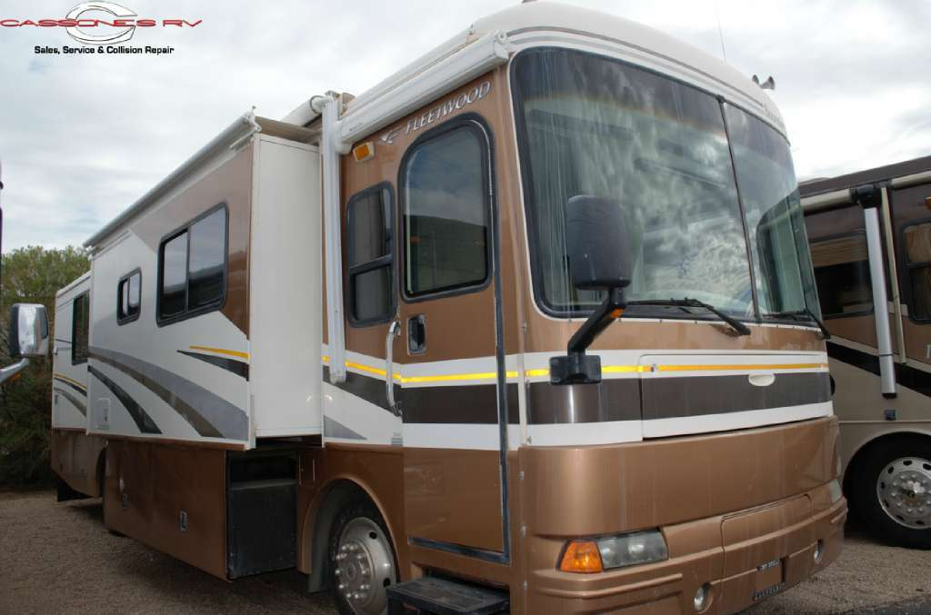 Fleetwood Bounder 34h Rvs For Sale