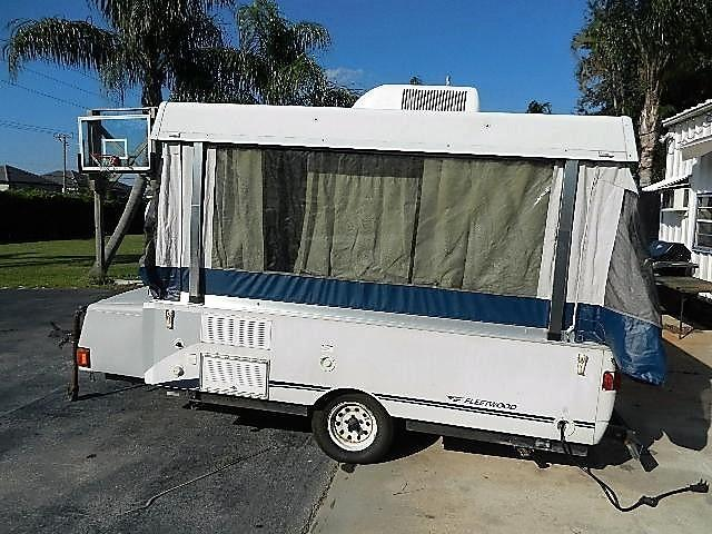 2005 Fleetwood Pop Up Camper Rvs For Sale