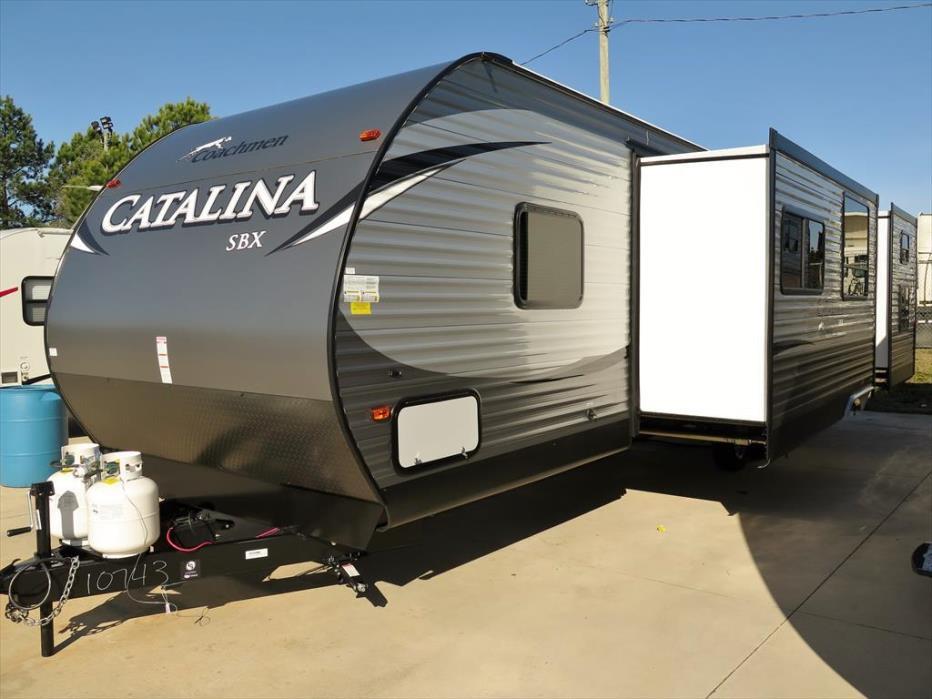 2017 Coachmen Catalina SBX 321BHDSCK