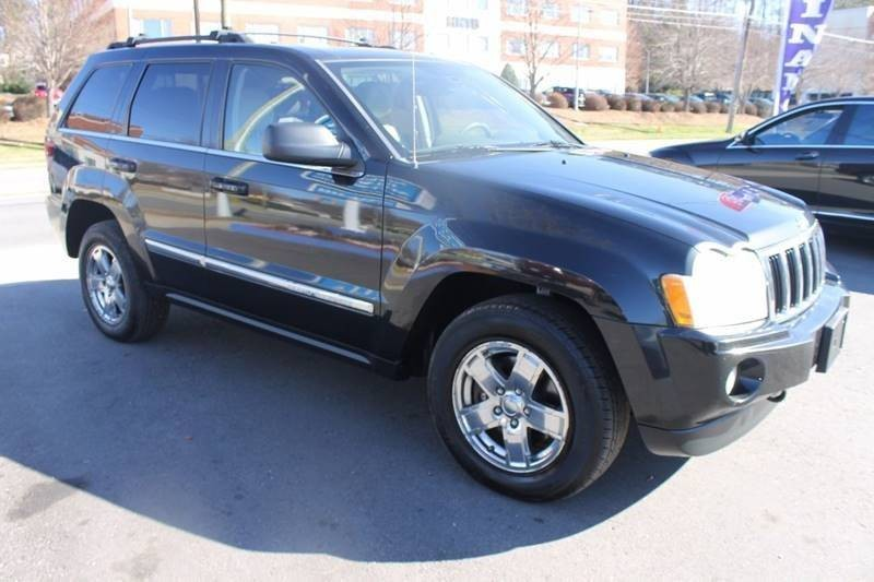 2005 Jeep Grand Cherokee Limited 4dr 4WD SUV