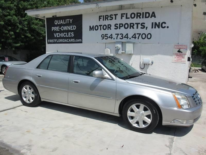 2008 Cadillac DTS Luxury III 4dr Sedan