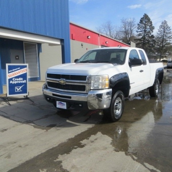 2008 Chevrolet Silverado 2500HD 4WD****DOWN PAYMENTS AS LOW AS $300*** WE TAKE ALL CARDS