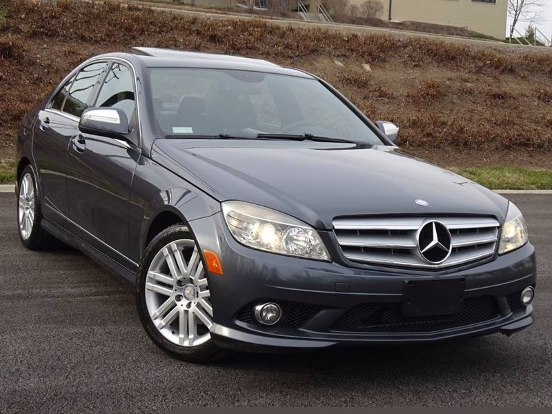Mercedes benz c class cars for sale in maryland for 2008 mercedes benz c300 4matic for sale