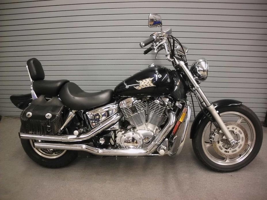 2001 honda shadow spirit 1100 motorcycles for sale. Black Bedroom Furniture Sets. Home Design Ideas