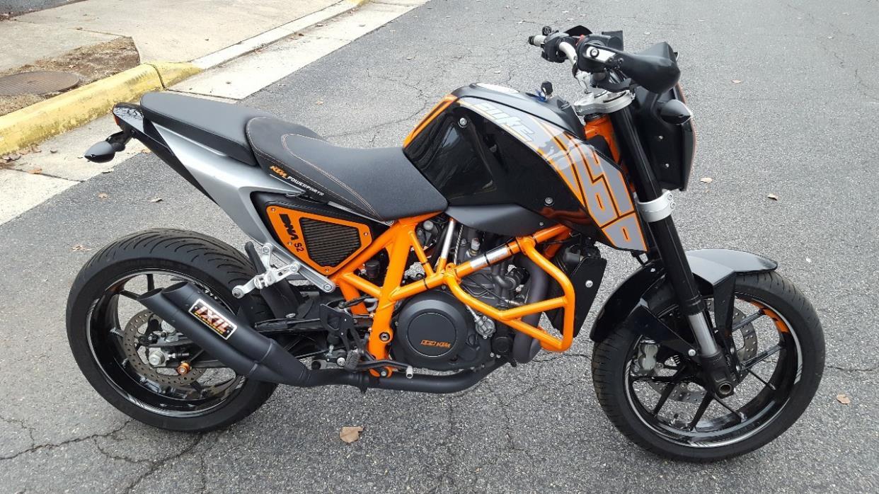 ktm duke 690 motorcycles for sale in virginia. Black Bedroom Furniture Sets. Home Design Ideas
