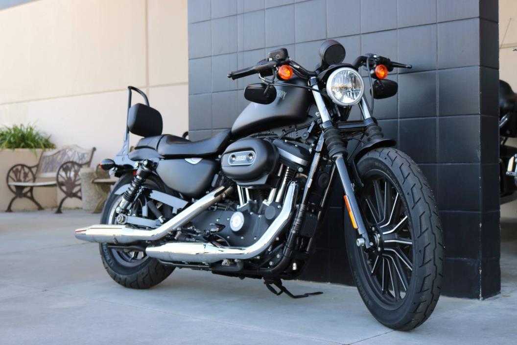 2014  Harley-Davidson  Sportster Iron 883™