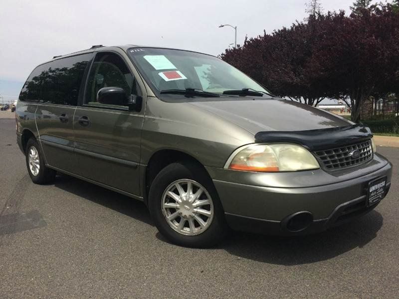 2001 Ford Windstar LX 4dr Mini Van