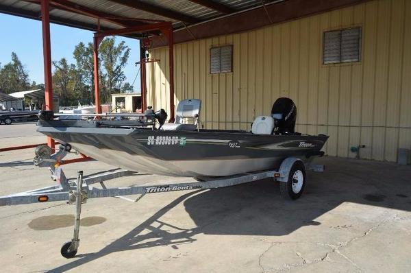2008 Triton 1657 SS