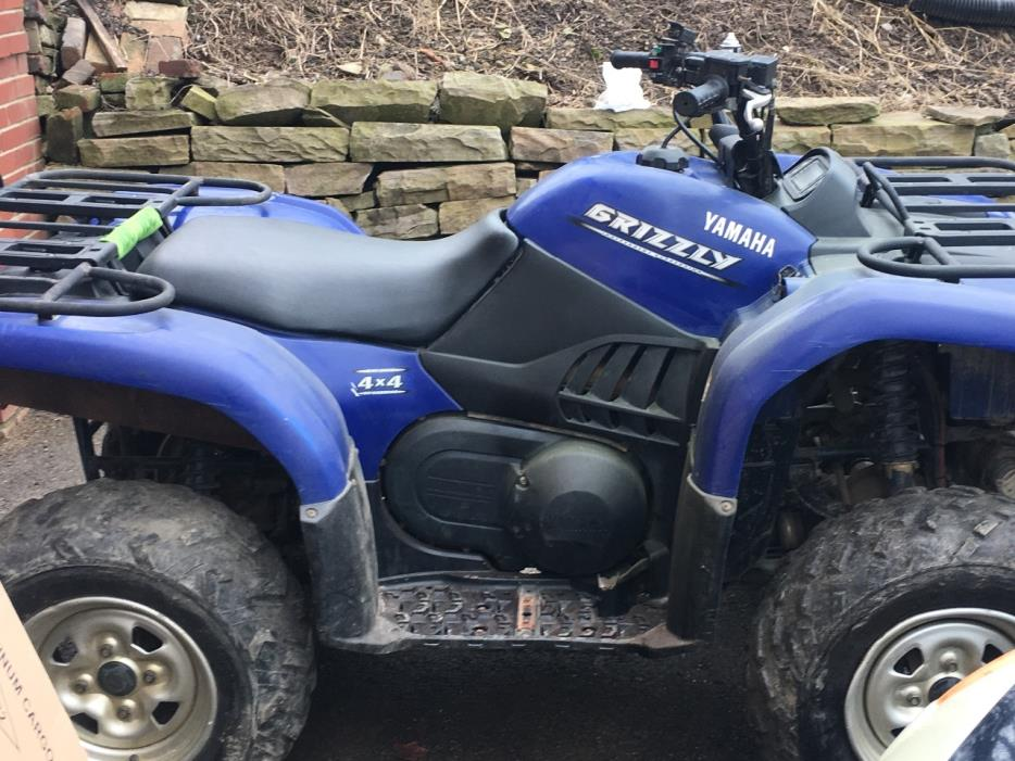 2006 yamaha 660 grizzly vehicles for sale for 2006 yamaha grizzly 660 value