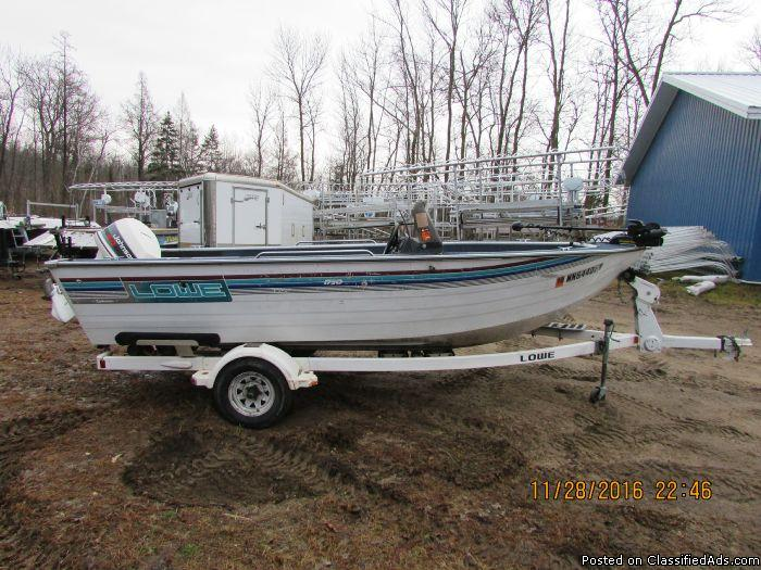 65 Hp Johnson Boats for sale