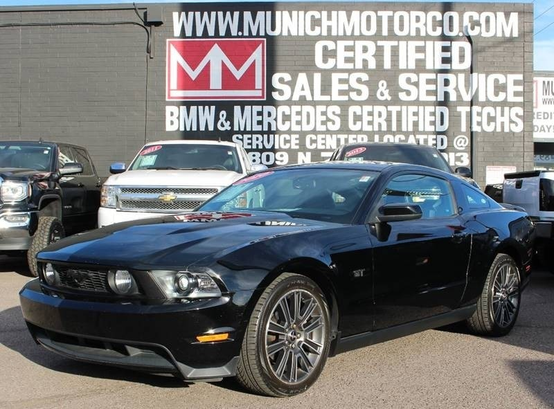 2010 Ford Mustang GT Premium 2dr Coupe