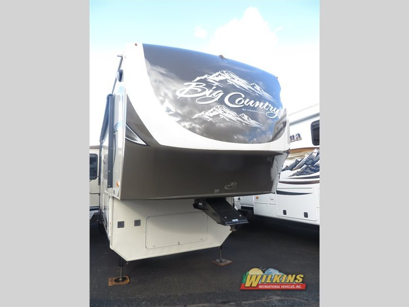 2012 Heartland Big Country 3450 TS