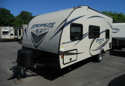 2017 Gulf Stream STREAMLITE 18RBD