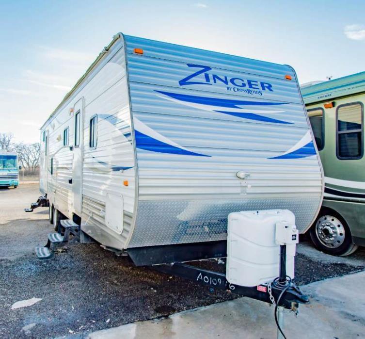2012 Crossroads Zinger ZT31SB