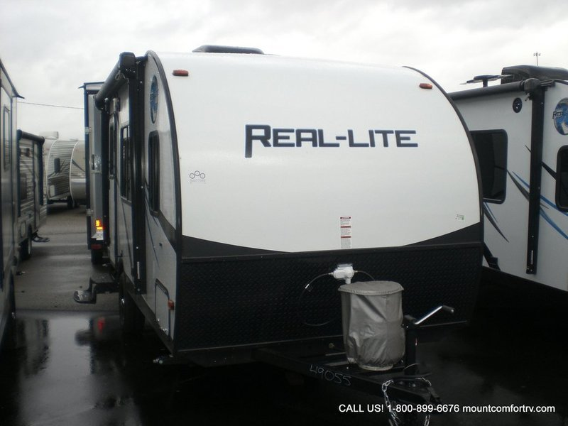 2017 Palomino Real-Lite Mini RL 160